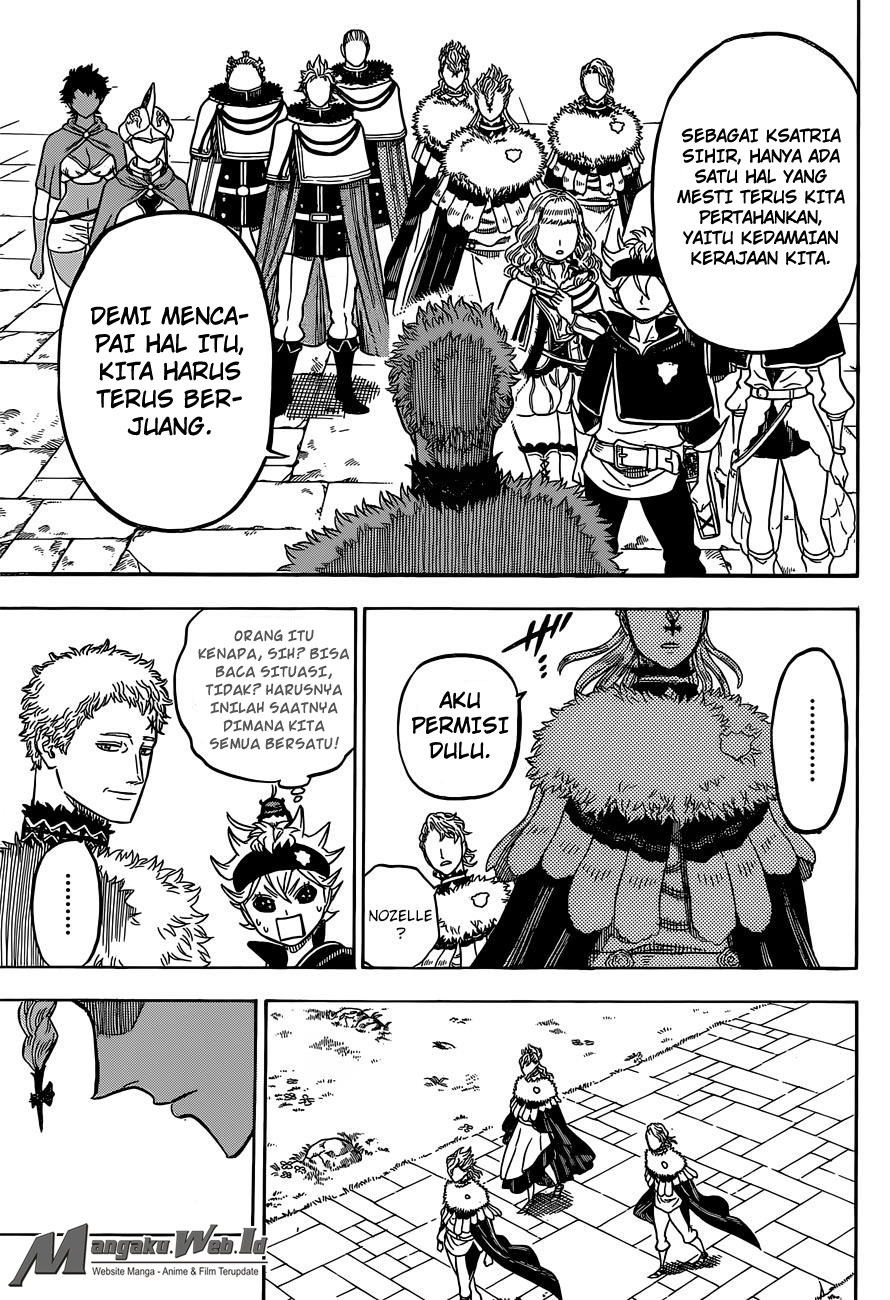Manga Black Clover Chapter 36 Bahasa Indonesia