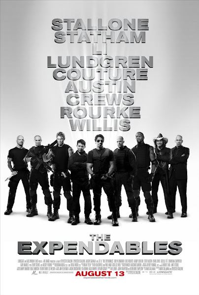 Poster Of The Expendables 2010 720p Hindi BRRip Dual Audio Full Movie Download