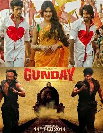 Gunday 2014 Full Hindi Movie Free Download