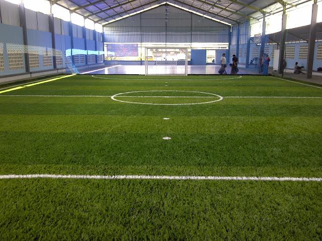 Biaya Untuk Pembuatan 1 Lapangan Futsal