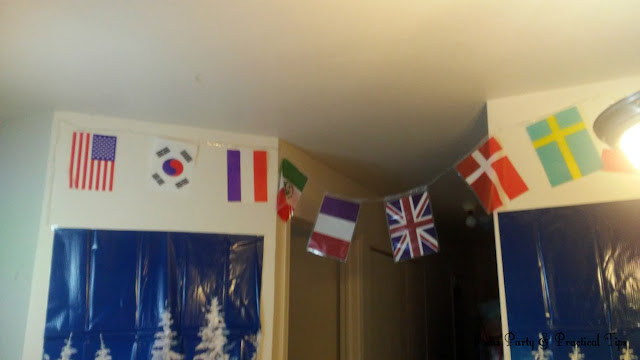 Olympics Decorations, Photo Booth