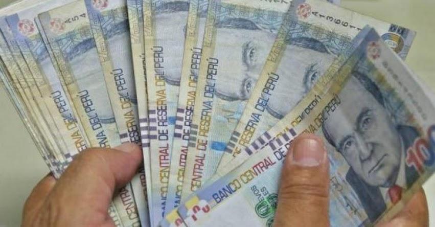 Trabajadores del sector privado recibirán un sueldo completo de gratificación por Fiestas Patrias, más una bonificación extraordinaria del 9%