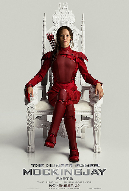 POSTER THE HUNGER GAMES: MOCKINGJAY PART 2