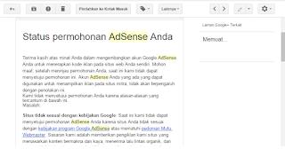 Mudahnya agar adsense Hosted Youtube bisa tayang pada Website