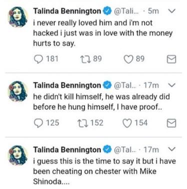 Jalin Hubungan Sulit Dengan Mike Shinoda, 'Pengakuan' Mengejutkan Balu Chester Bennington