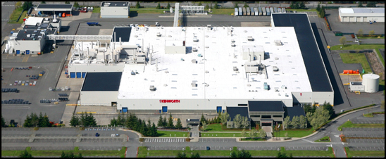 Kenworth Renton, WA Assembly Plant