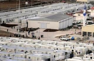 ανάσχεση των μεταναστευτικών ροών