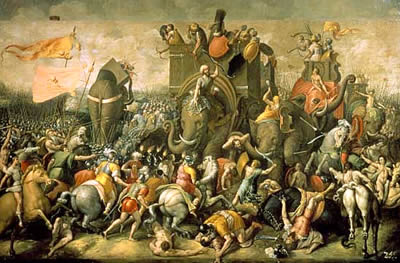 Hannibal army