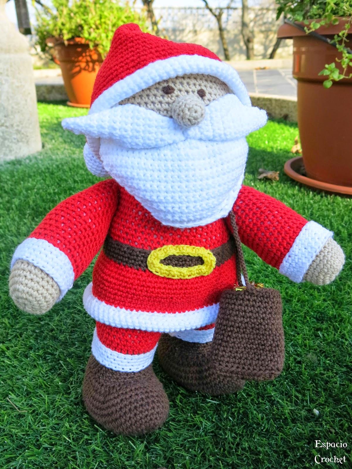 Gnome de Noël Amigurumi crochet (papa) /Christmas Gnome (father ... | 1600x1200