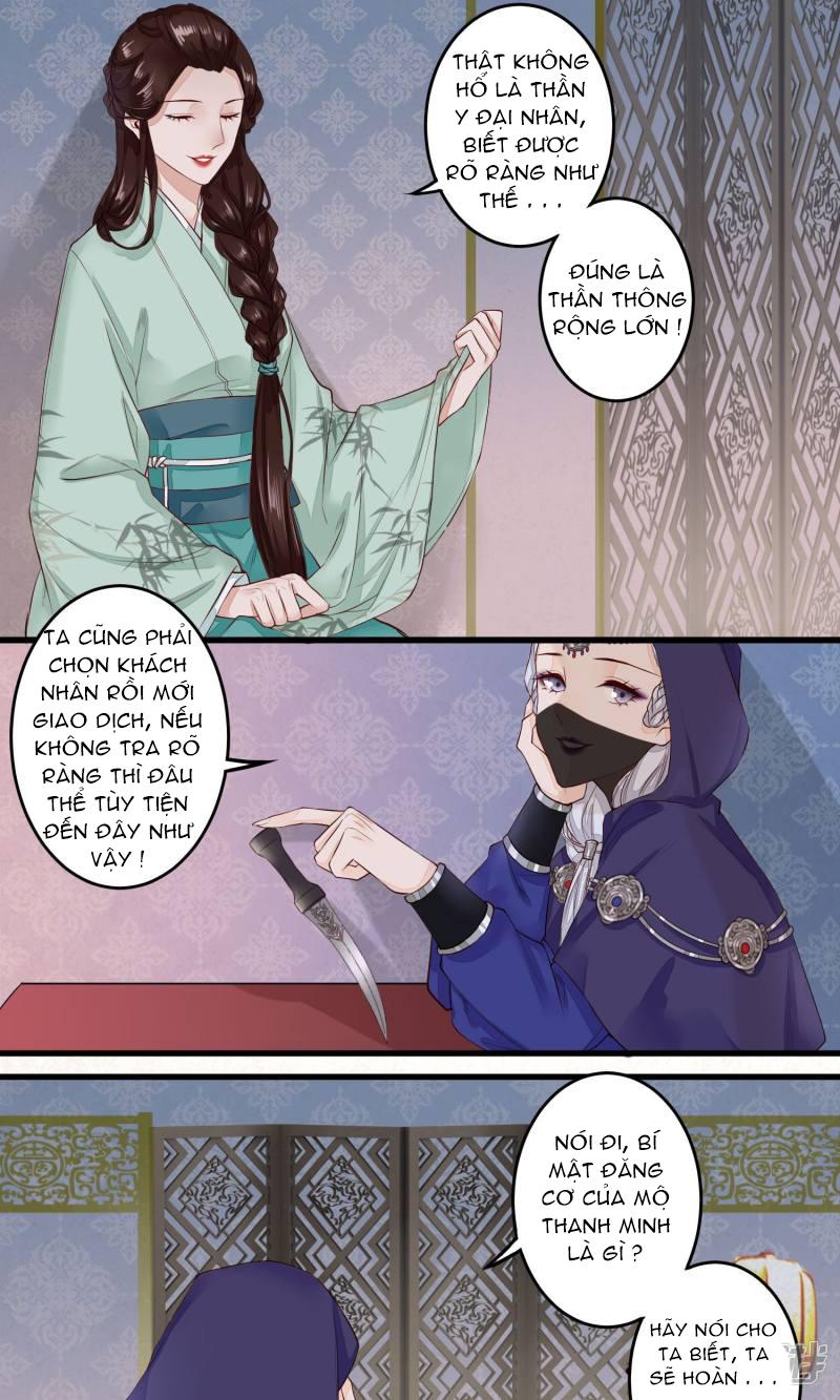 Phượng Hoàng Tê Lâm Chap 6