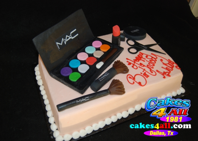 Cakes 4 All In Dallas Edible Make Up Accessories