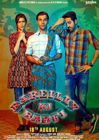 Bareilly Ki Barfi 2017 DVDScr 480p Hindi 300MB