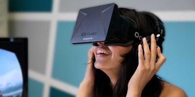 Oculus presenta auriculars de realitat virtual independents