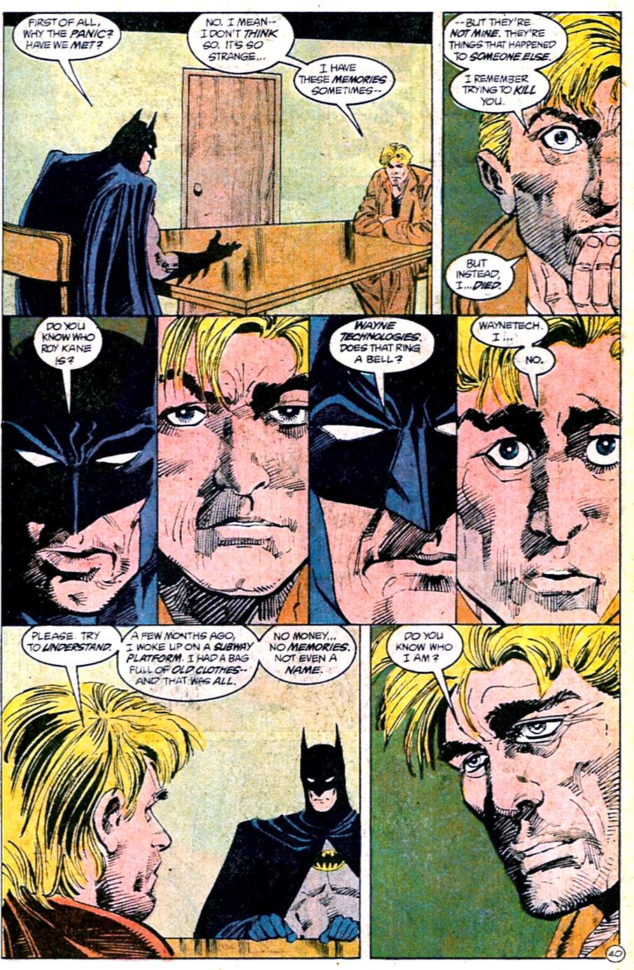 Detective Comics (1937) 598 Page 40