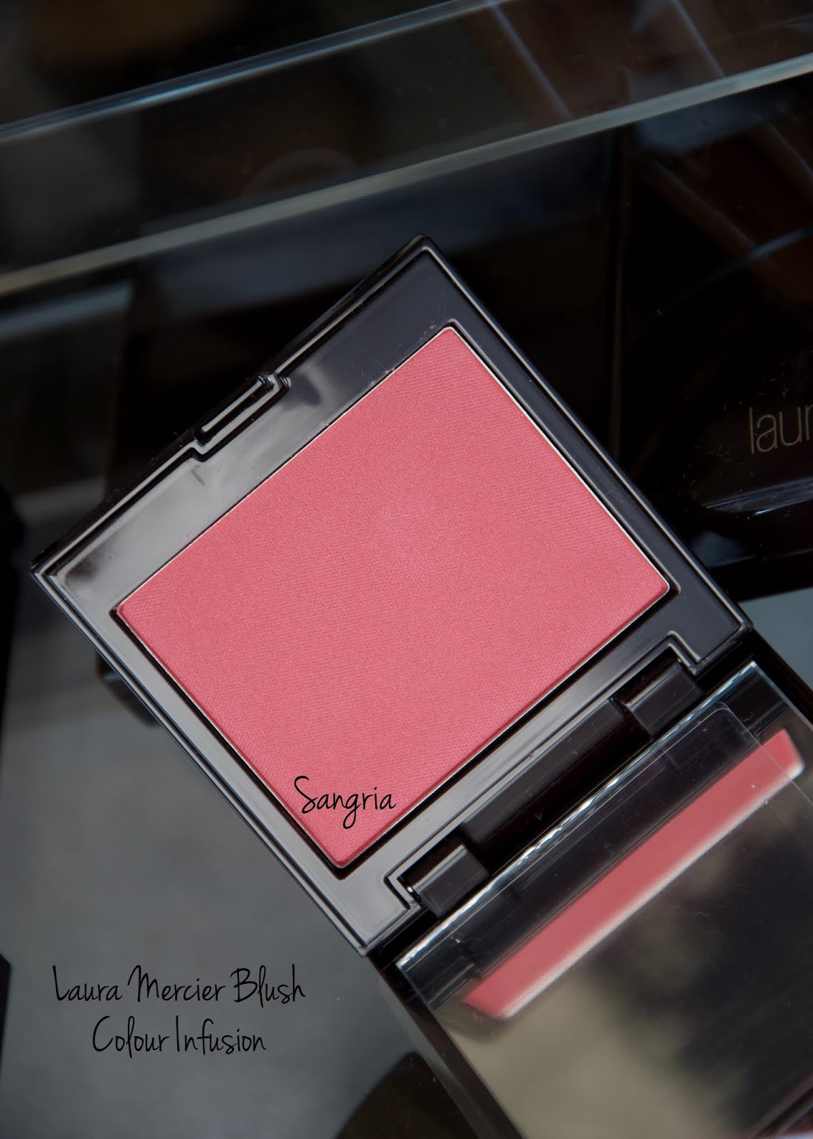 Laura Mercier Blush Color Infusion Sangria