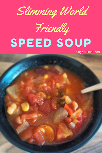 Superspeed Soup slimming world recipe