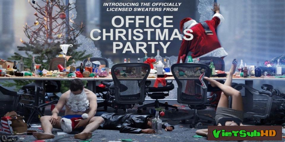 Phim Tiệc giáng sinh bá đạo VietSub HD | Office Christmas Party 2016