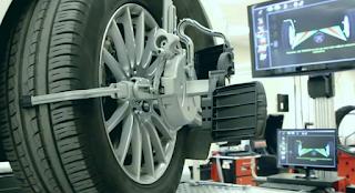 Pengertian dan Fungsi Wheel Aligment atau Geometri Roda Kendaraan