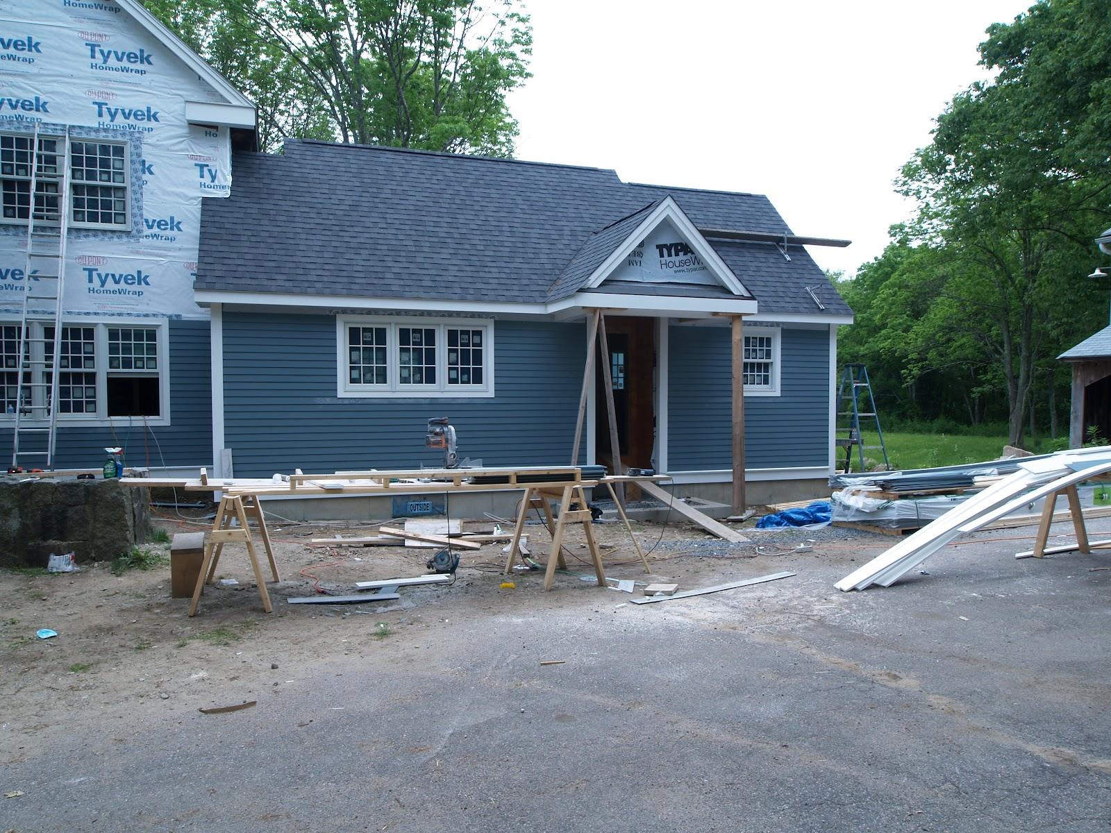 Zeb S Place Siding And Trim