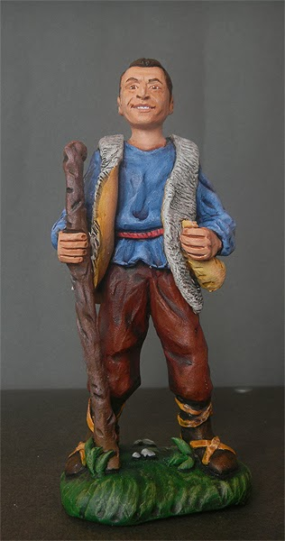 idee regalo presepe pastori personalizzati statuine statuette orme magiche