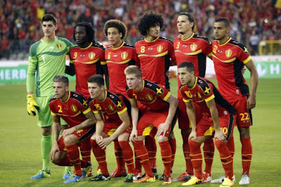 'The Red Devils' is not a good name for Belgium national team