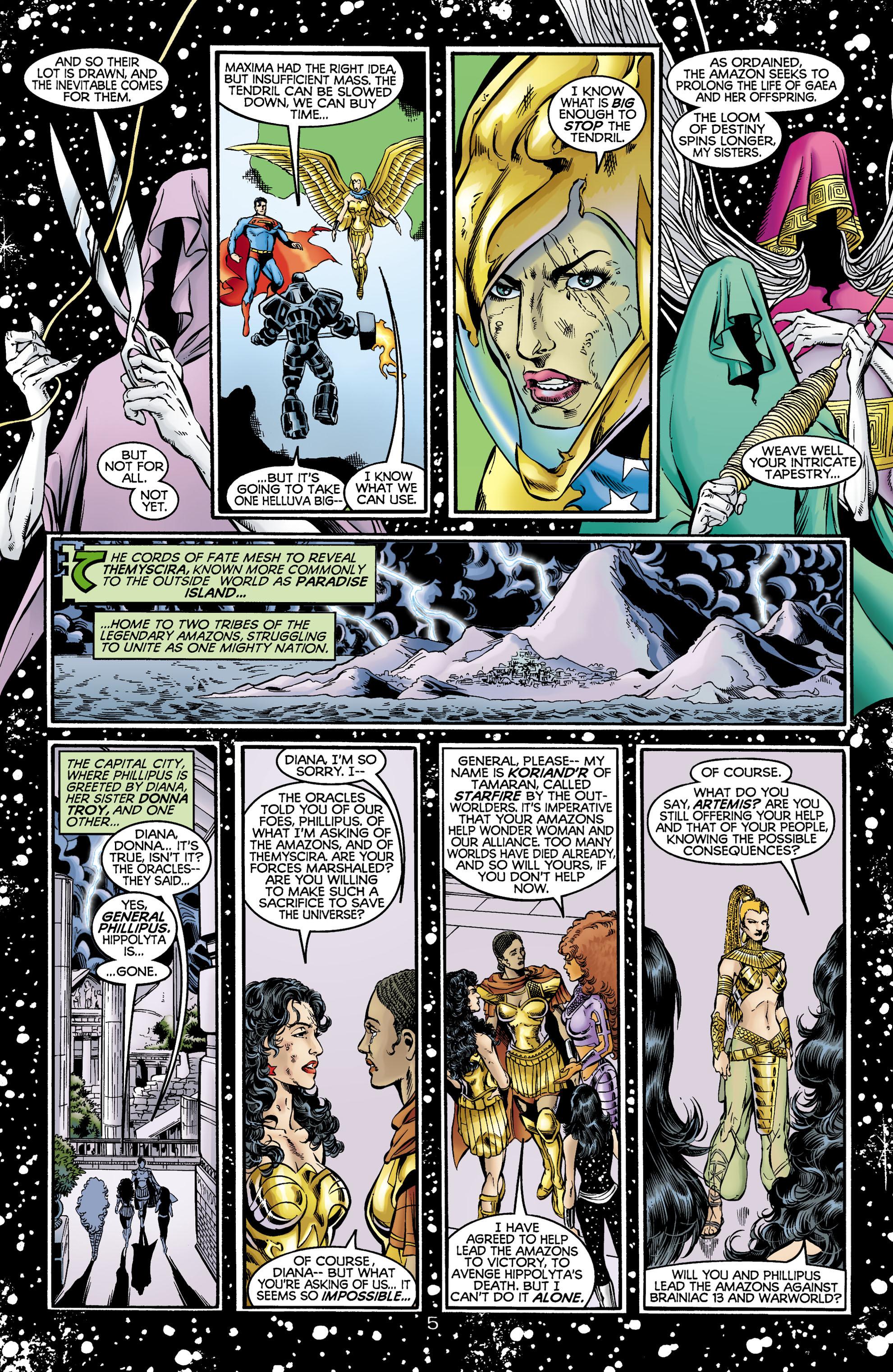 Read online Wonder Woman (1987) comic -  Issue #173 - 6