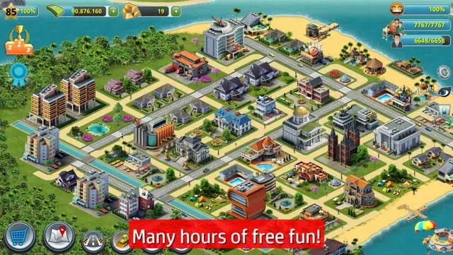 City Island 3 - Building Sim APK Mod
