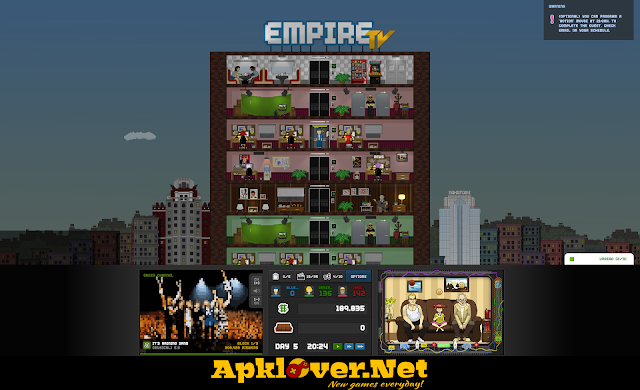 Empire TV Tycoon MOD APK unlimited money