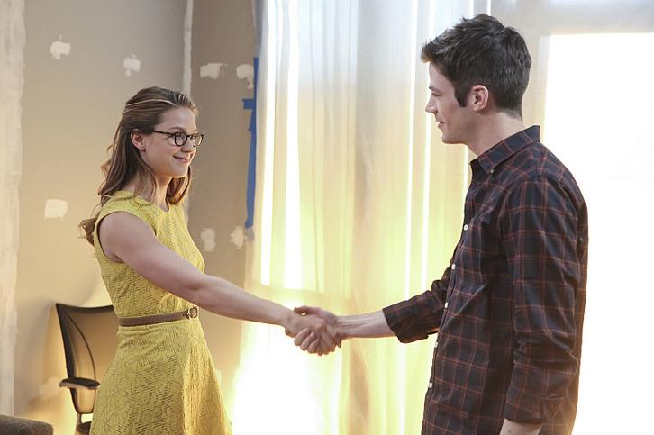 The Flash & Supergirl Musical Crossover - News and Casting Info *Updated 23rd January 2017*