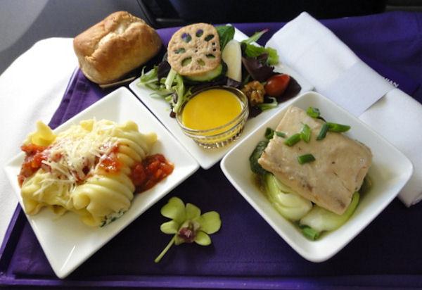 Free Food Alaska Airlines