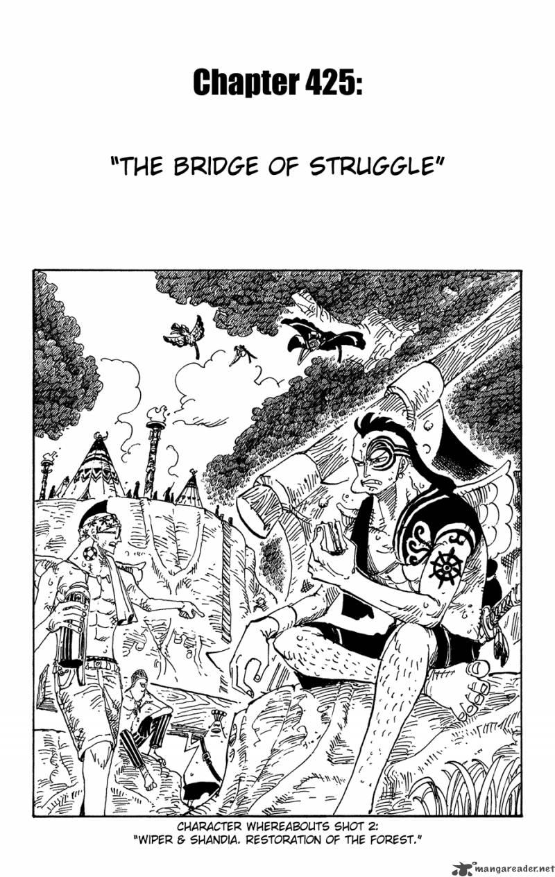 One Piece 425