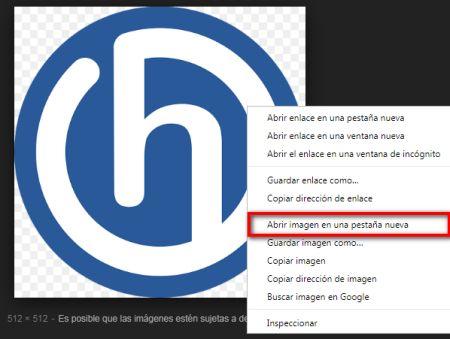 """Dos opciones para  visualizar una imagen en su tamaño completo sin la opción """"Ver imagen"""" que Google ha quitado - El Blog de HiiARA"""
