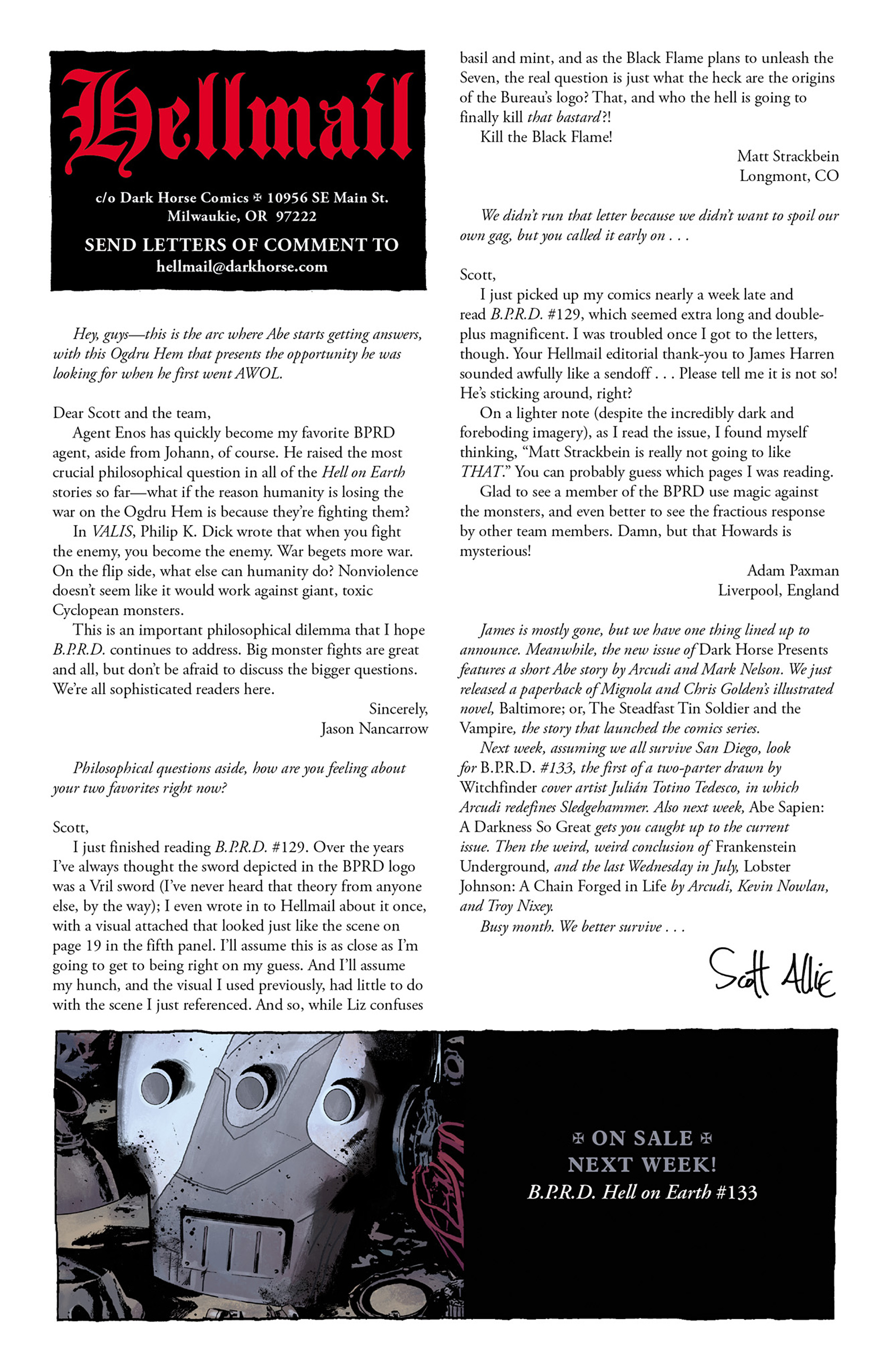 Read online Abe Sapien comic -  Issue #24 - 24