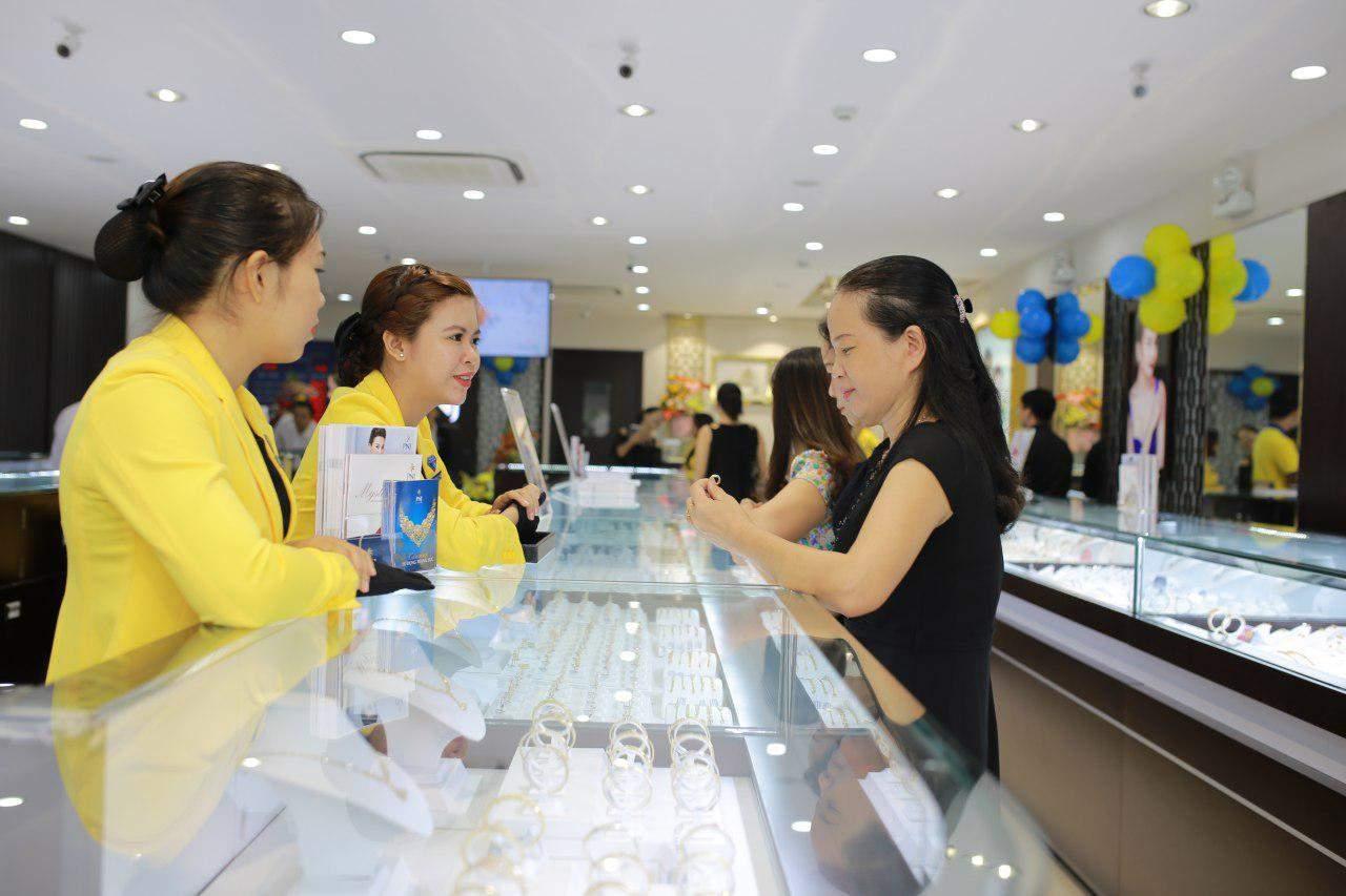 Chiến lược của PNJ: 'Thế giới di động' của ngành vàng trang sức - Ảnh 3