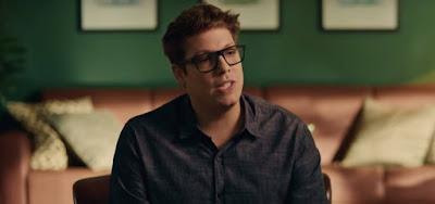 Fabio Porchat na série Homens?; humorista estará em três produções nacionais da Netflix