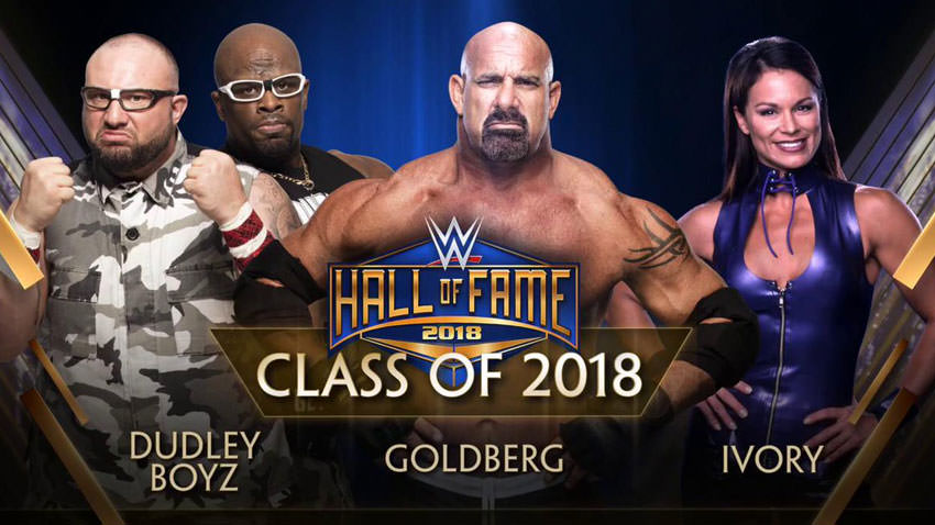 WWE Hall Of Fame 2018 Red Carpet 6th April 2018 720p HDTV x264 700MB