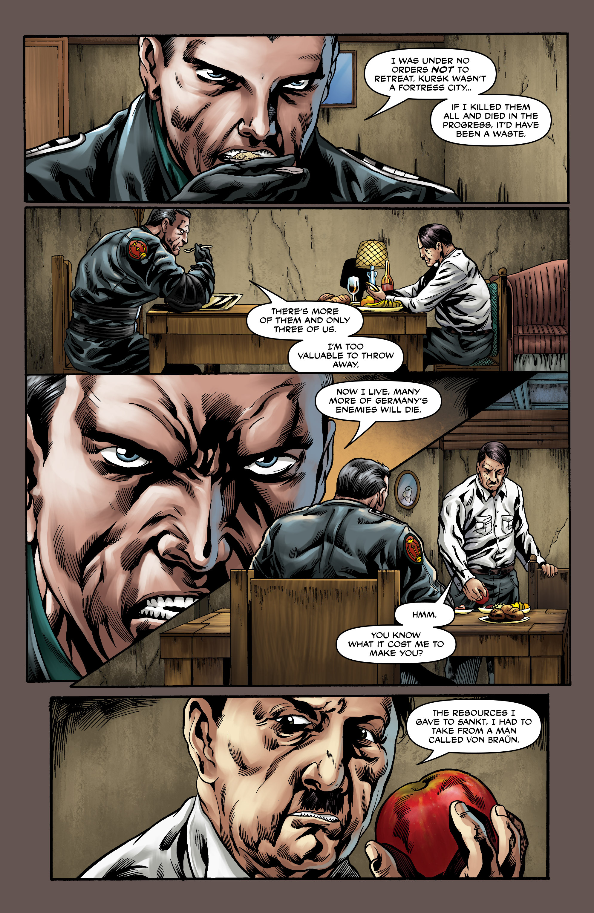Read online Uber comic -  Issue #10 - 23