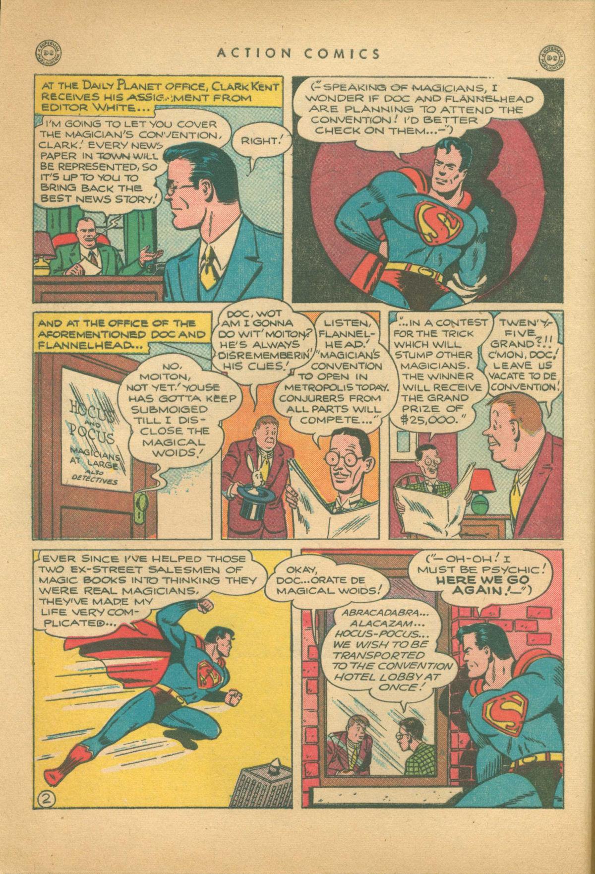 Action Comics (1938) 97 Page 4