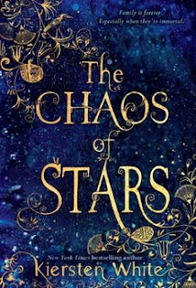The Chaos of Stars by Kiersten White | Cover Love