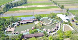 Travel Boyolali Danau