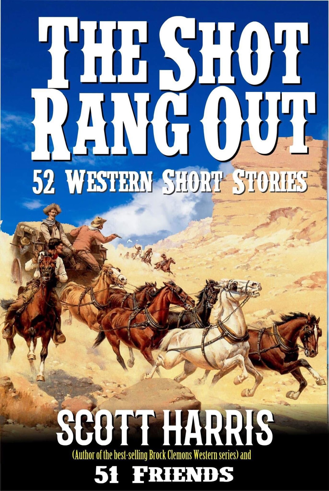 Andrew mcbride author my review of the shot rang out by scott harris and 51 friends fandeluxe Images
