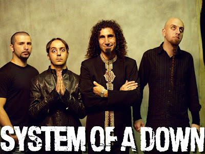 Daftar 10 Lagu Terbaik System of a Down