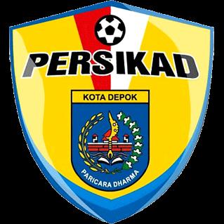 Jadwal dan Hasil Skor Lengkap Pertandingan Klub Persikad Depok 2017 Divisi Utama Liga Indonesia Super League Soccer Championship B