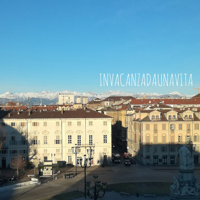 Torino Piazza Carlina NH hotel