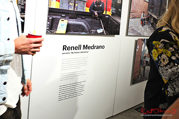 Renell, Kodak Ektra will present Stories of Change art opening. Street Fashion Sydney, New York Edition photographed by Kent Johnson.