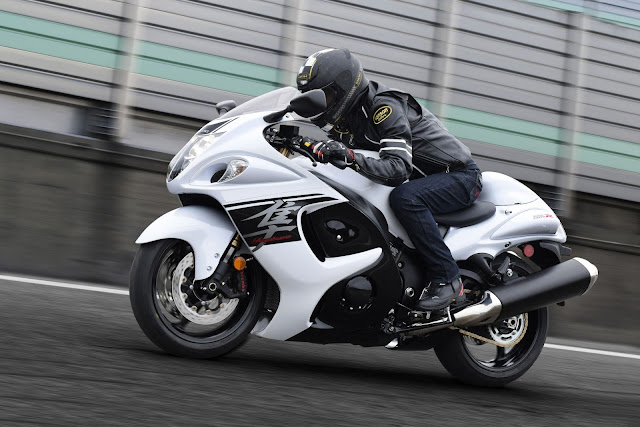 Suzuki Hayabusa India price