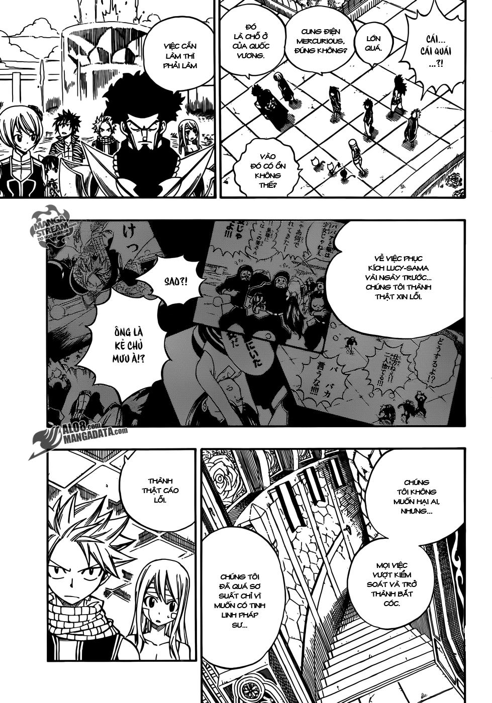 Fairy Tail chap 302 trang 7