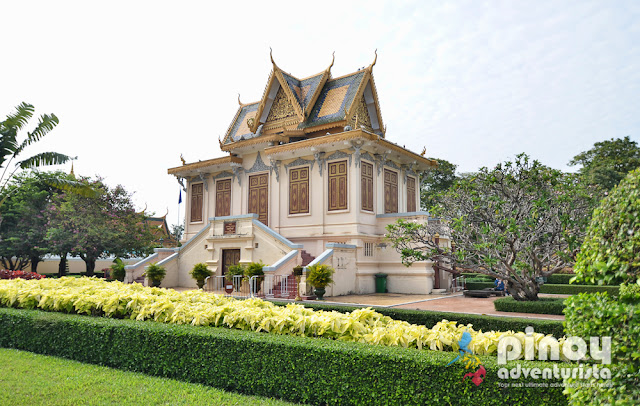 Cambodian Royal Palace and Silver Pagoda