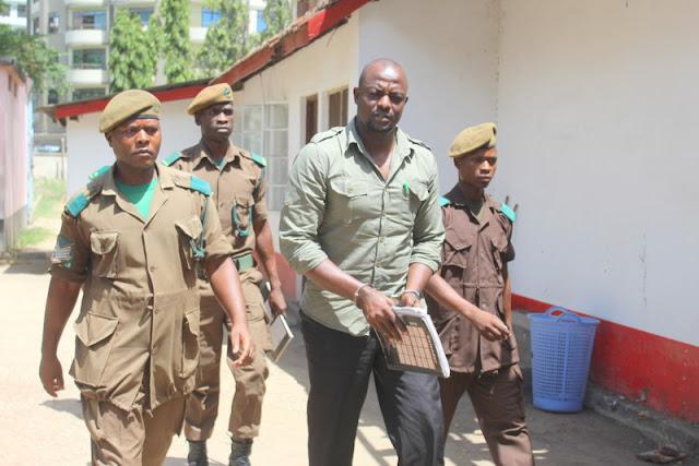Hukumu ya Scopion Yakwama Kusomwa Mahakamani