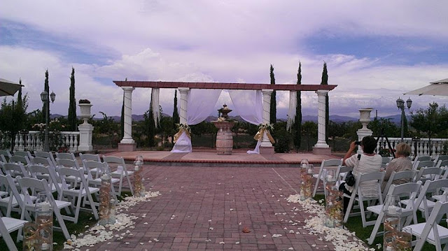 Waterfall Wedding Venues Mount Palomar Winery